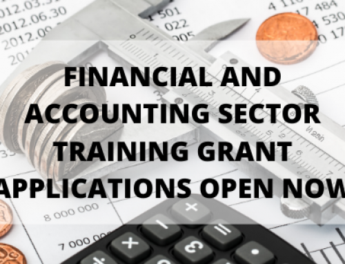 Apply for Training Grant – Financial and Accounting Sector Only