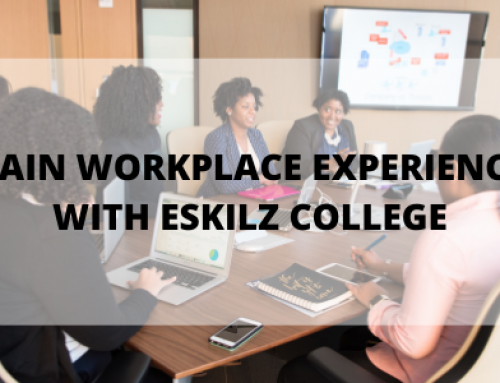Gain workplace experience with Eskilz College
