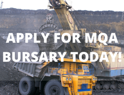 Mining and Minerals Sector, apply for an MQA bursary today!